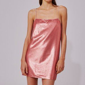 NWT Rosewood Sequin XS Strap Dress
